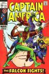 Captain America #118 comic books for sale