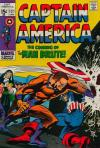 Captain America #121 Comic Books - Covers, Scans, Photos  in Captain America Comic Books - Covers, Scans, Gallery