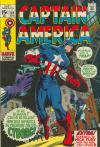 Captain America #124 comic books for sale