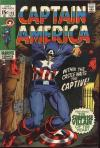 Captain America #125 comic books for sale