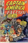 Captain America #136 comic books for sale