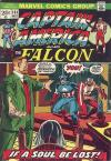 Captain America #161 comic books for sale