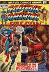 Captain America #164 comic books for sale