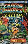 Captain America #182 comic books for sale