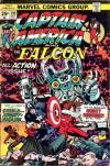 Captain America #190 comic books for sale