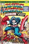 Captain America #193 comic books for sale