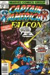 Captain America #219 comic books for sale