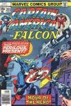 Captain America #221 comic books for sale