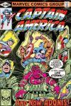 Captain America #243 comic books for sale