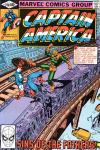 Captain America #246 Comic Books - Covers, Scans, Photos  in Captain America Comic Books - Covers, Scans, Gallery