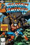 Captain America #248 Comic Books - Covers, Scans, Photos  in Captain America Comic Books - Covers, Scans, Gallery
