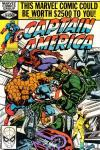 Captain America #249 Comic Books - Covers, Scans, Photos  in Captain America Comic Books - Covers, Scans, Gallery
