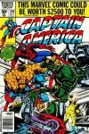 Captain America #249 comic books for sale