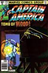 Captain America #253 comic books for sale