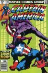 Captain America #254 comic books for sale