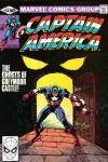 Captain America #256 comic books for sale