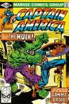 Captain America #257 Comic Books - Covers, Scans, Photos  in Captain America Comic Books - Covers, Scans, Gallery