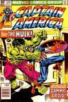 Captain America #257 comic books for sale
