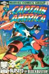 Captain America #258 Comic Books - Covers, Scans, Photos  in Captain America Comic Books - Covers, Scans, Gallery