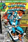 Captain America #262 comic books for sale