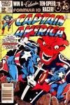 Captain America #263 comic books for sale