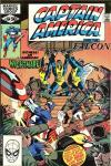 Captain America #264 Comic Books - Covers, Scans, Photos  in Captain America Comic Books - Covers, Scans, Gallery
