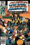 Captain America #264 comic books for sale