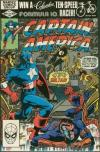Captain America #265 comic books for sale