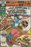 Captain America #266 comic books for sale