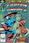 Captain America #267 comic books for sale