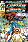 Captain America #268 Comic Books - Covers, Scans, Photos  in Captain America Comic Books - Covers, Scans, Gallery