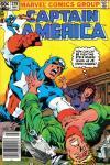 Captain America #279 comic books for sale