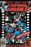 Captain America #281 comic books for sale