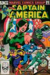 Captain America #283 Comic Books - Covers, Scans, Photos  in Captain America Comic Books - Covers, Scans, Gallery