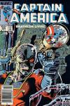 Captain America #286 Comic Books - Covers, Scans, Photos  in Captain America Comic Books - Covers, Scans, Gallery