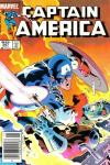 Captain America #287 Comic Books - Covers, Scans, Photos  in Captain America Comic Books - Covers, Scans, Gallery