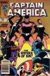 Captain America #295 comic books for sale