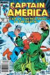 Captain America #300 Comic Books - Covers, Scans, Photos  in Captain America Comic Books - Covers, Scans, Gallery