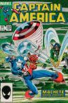Captain America #302 comic books for sale