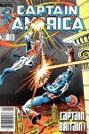 Captain America #305 comic books for sale