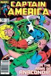 Captain America #310 comic books for sale