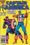 Captain America #317 comic books for sale