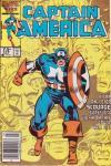 Captain America #319 comic books for sale