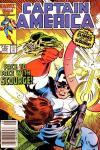 Captain America #320 comic books for sale