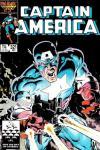 Captain America #321 comic books for sale