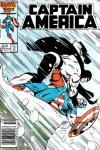Captain America #322 comic books for sale