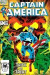 Captain America #326 comic books for sale