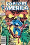 Captain America #326 comic books for sale