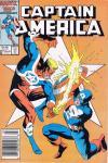 Captain America #327 comic books for sale