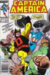 Captain America #328 Comic Books - Covers, Scans, Photos  in Captain America Comic Books - Covers, Scans, Gallery